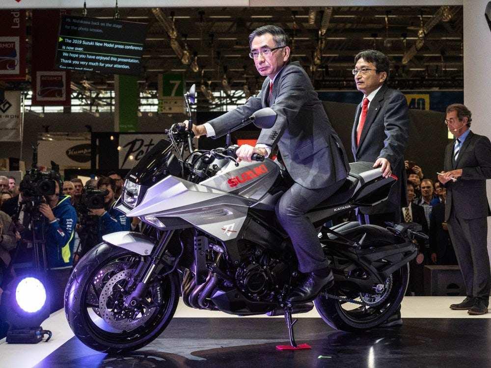 51 New 2019 Suzuki Katana Model by 2019 Suzuki Katana