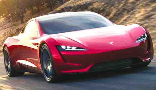 51 New 2019 Tesla Roadster P100D Review for 2019 Tesla Roadster P100D