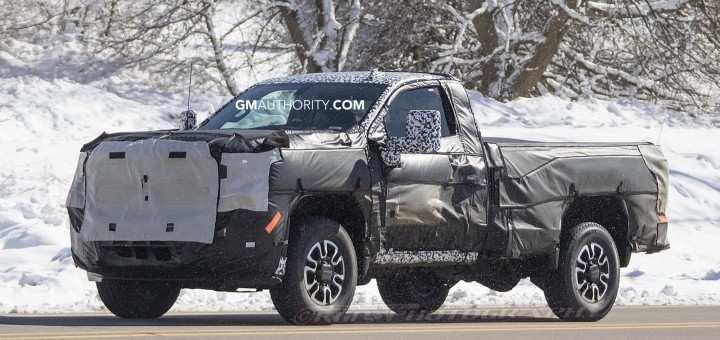 51 New 2020 Chevrolet Silverado 2500 Rumors with 2020 Chevrolet Silverado 2500