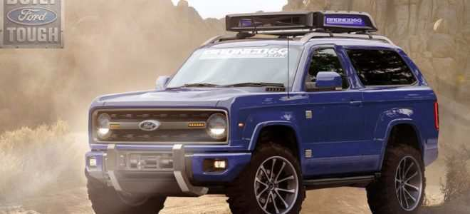 51 New 2020 Ford Bronco Design Concept for 2020 Ford Bronco Design