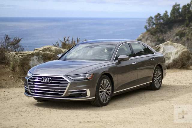 51 New Audi A8 2019 Ratings with Audi A8 2019