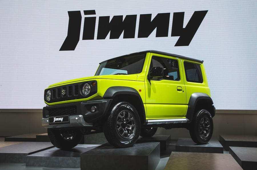 51 New New 2019 Suzuki Jimny Model by New 2019 Suzuki Jimny