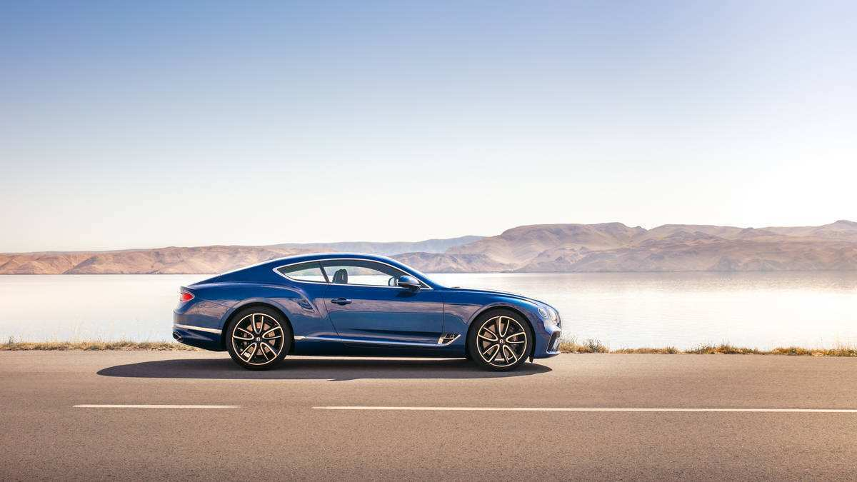 51 The 2019 Bentley Continental Gt Specs Review by 2019 Bentley Continental Gt Specs