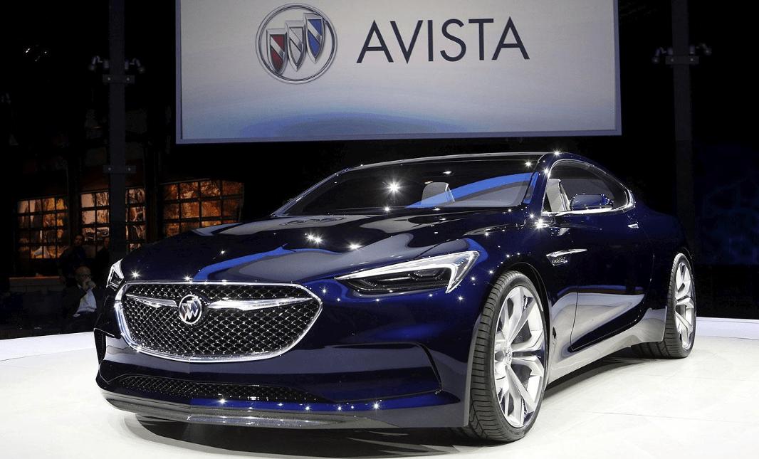 51 The 2019 Buick Avista New Review for 2019 Buick Avista