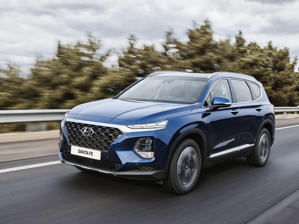 51 The 2019 Hyundai Santa Fe Pickup Performance with 2019 Hyundai Santa Fe Pickup
