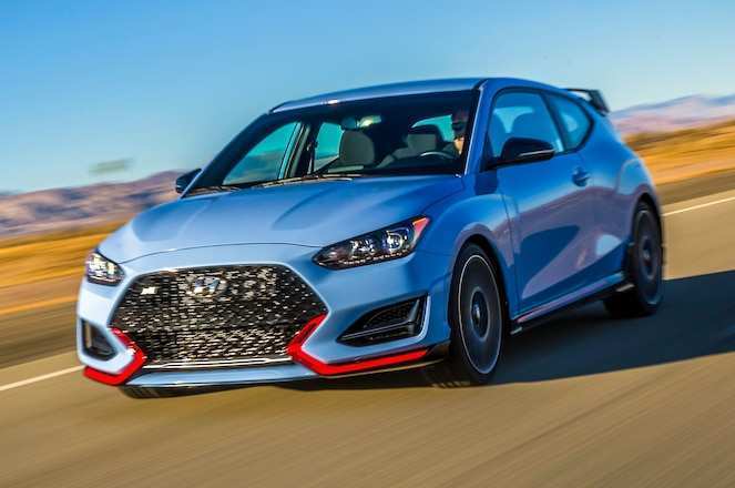 51 The 2019 Hyundai Veloster N Specs for 2019 Hyundai Veloster N