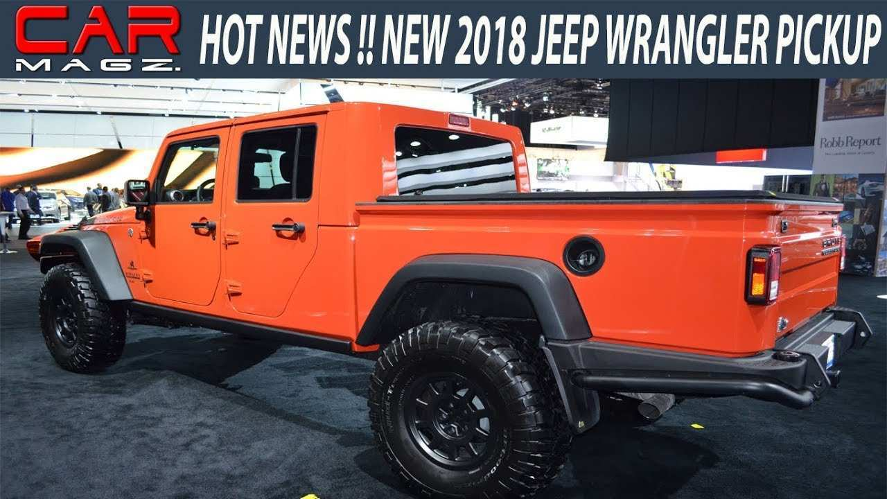 51 The 2019 Jeep Pickup Diesel Review for 2019 Jeep Pickup Diesel