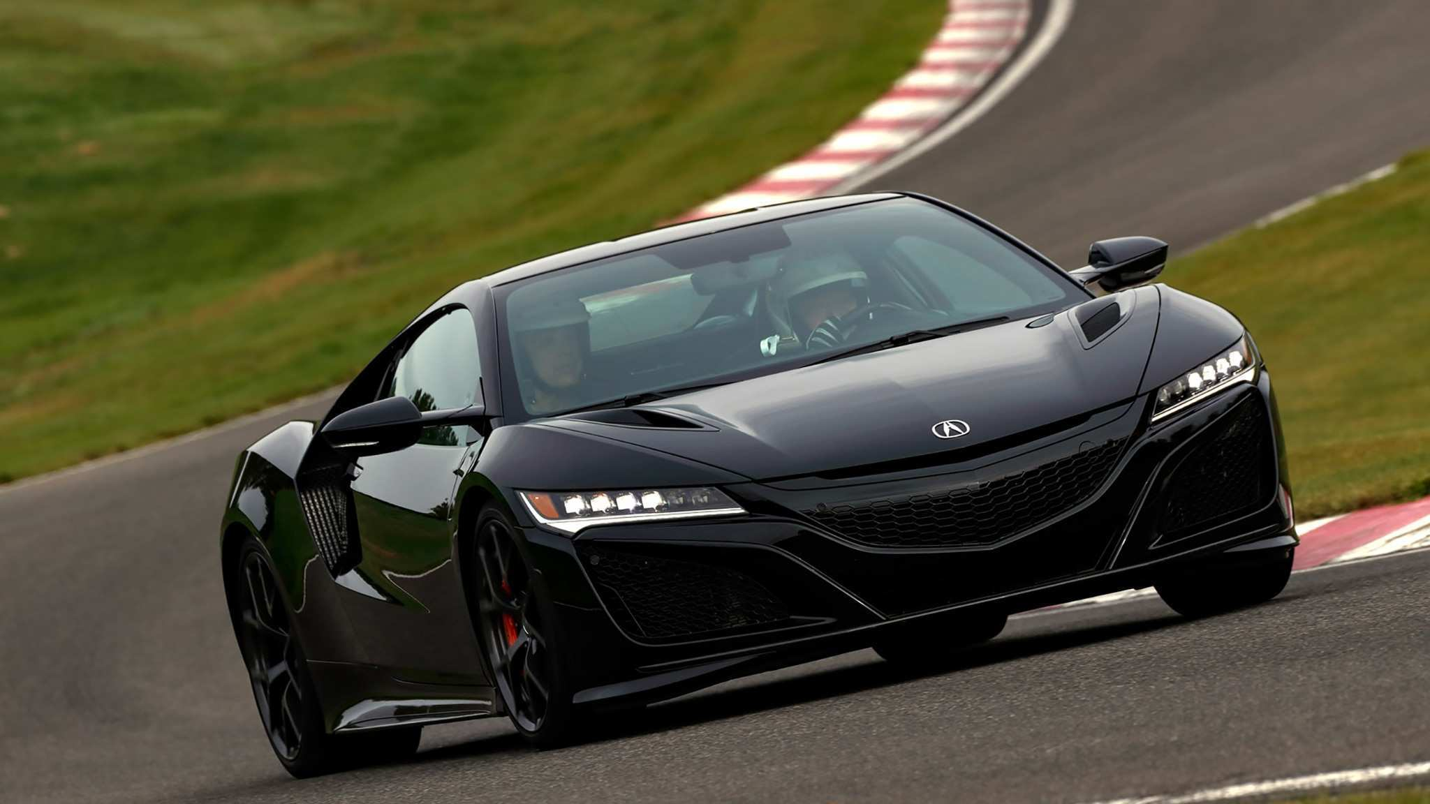 52 All New 2019 Acura Nsx Review for 2019 Acura Nsx