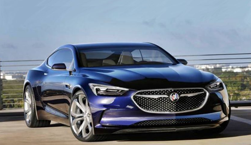 52 All New 2019 Buick Sports Car New Concept by 2019 Buick Sports Car
