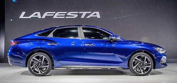 52 All New 2019 Hyundai Lafesta Concept with 2019 Hyundai Lafesta
