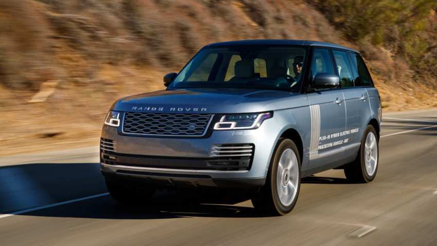 52 All New 2019 Land Rover Overview with 2019 Land Rover