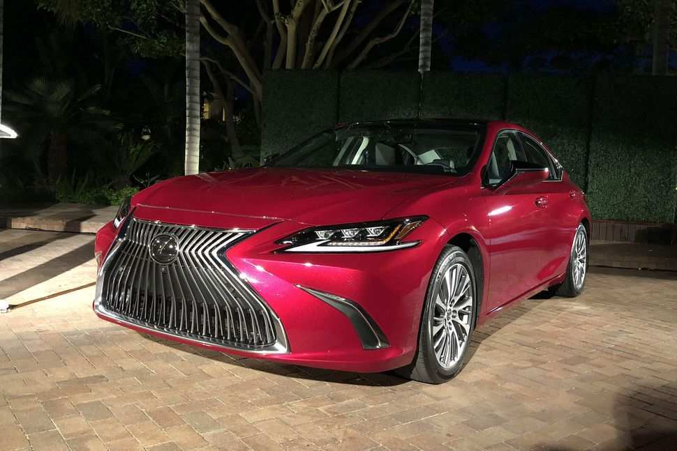 52 All New 2019 Lexus Es 350 F Sport Price with 2019 Lexus Es 350 F Sport