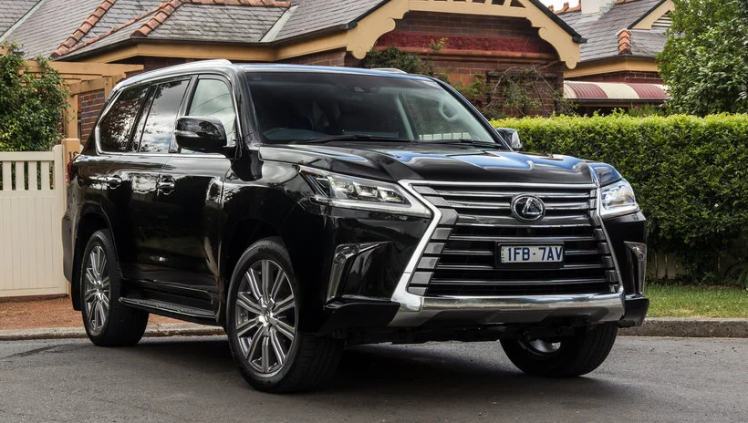 52 All New 2019 Lexus Lx 570 Release Date Style for 2019 Lexus Lx 570 Release Date