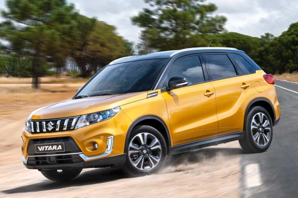 52 All New 2019 Suzuki Vitara Exterior and Interior by 2019 Suzuki Vitara