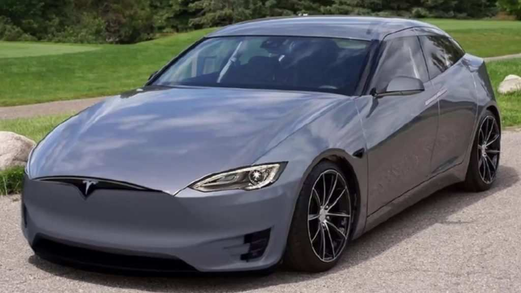 52 All New 2019 Tesla Model S Redesign Specs by 2019 Tesla Model S Redesign