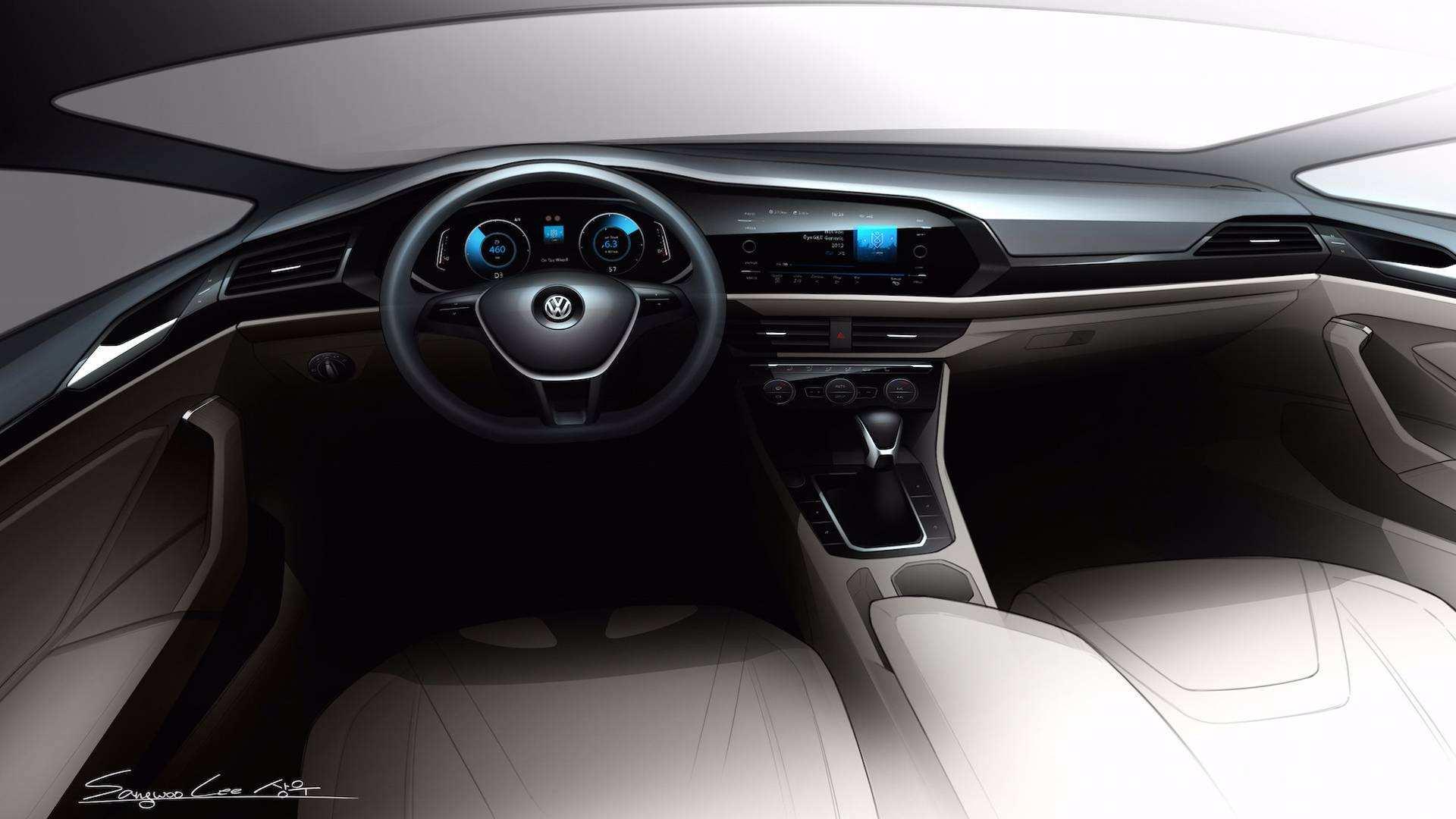 52 All New 2019 Volkswagen Passat Interior Specs and Review for 2019 Volkswagen Passat Interior
