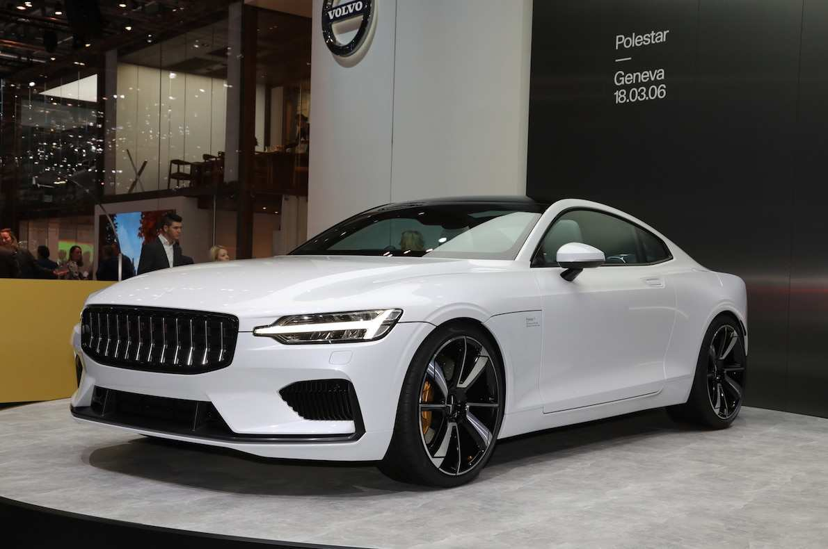 52 All New 2019 Volvo Polestar 1 Exterior and Interior for 2019 Volvo Polestar 1
