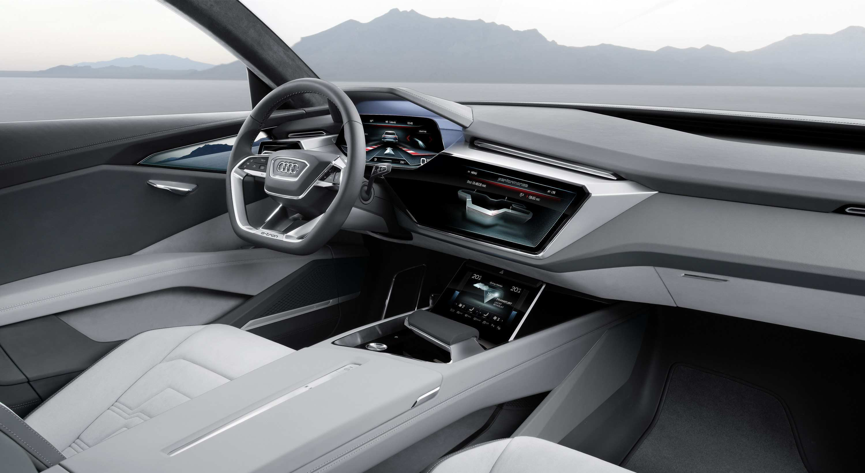 52 All New 2020 Audi A9 E Tron New Concept with 2020 Audi A9 E Tron