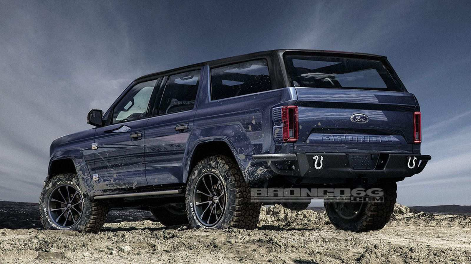 52 All New 2020 Ford Bronco Official Pictures Interior with 2020 Ford Bronco Official Pictures