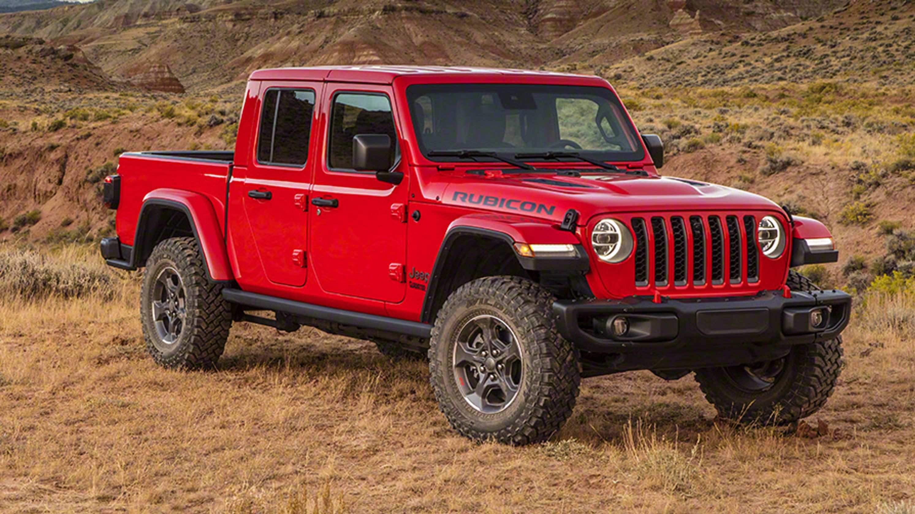 52 All New 2020 Jeep Pickup Truck Pricing by 2020 Jeep Pickup Truck