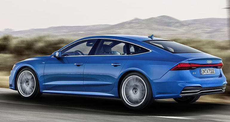 52 All New New 2019 Audi A7 Exterior and Interior with New 2019 Audi A7