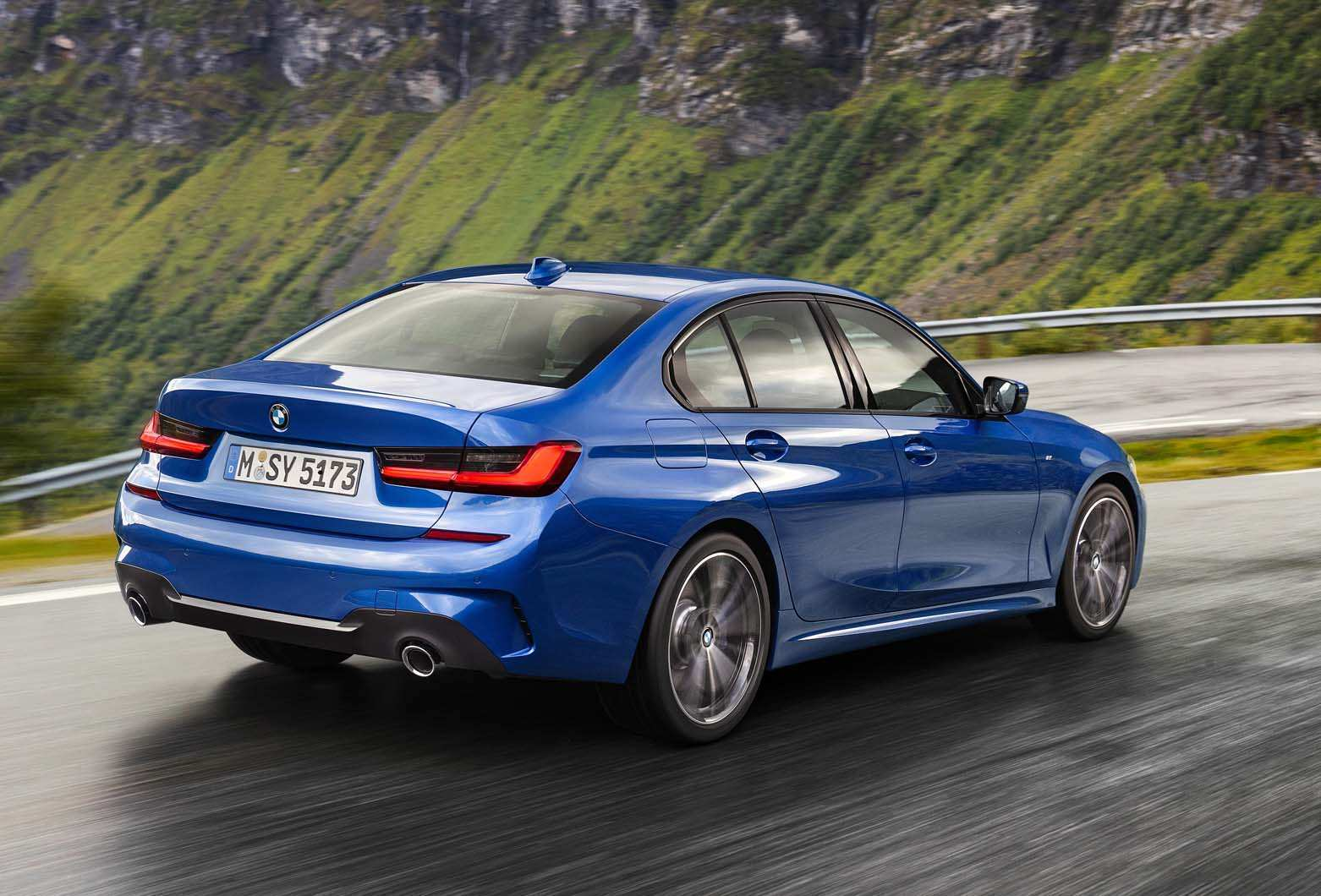 52 Best Review 2019 Bmw 3 Series G20 Model by 2019 Bmw 3 Series G20