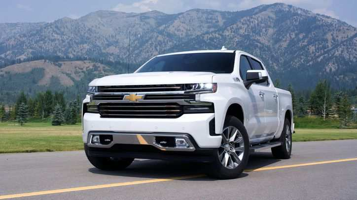 52 Best Review 2019 Chevrolet Silverado Aluminum Speed Test with 2019 Chevrolet Silverado Aluminum