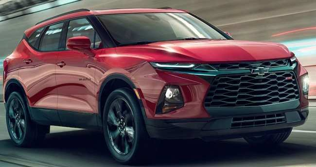 52 Best Review 2019 Chevrolet Trailblazer Ratings for 2019 Chevrolet Trailblazer