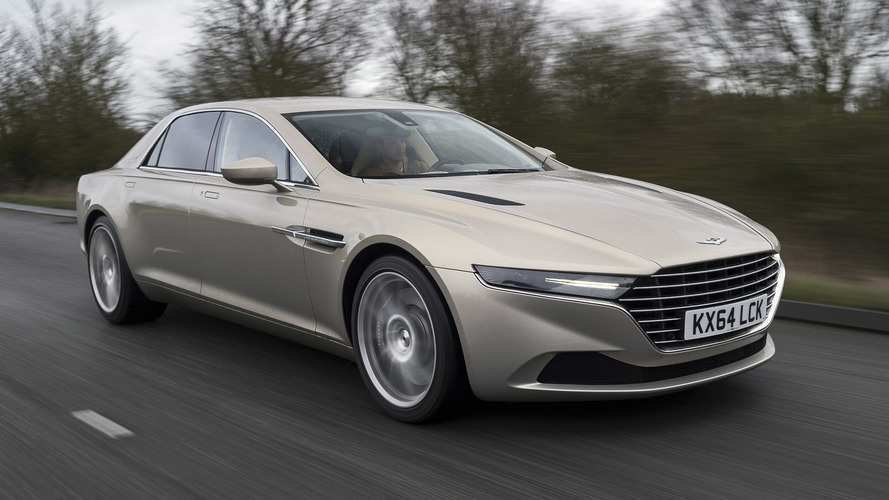 52 Best Review 2020 Aston Martin Lagonda Configurations with 2020 Aston Martin Lagonda