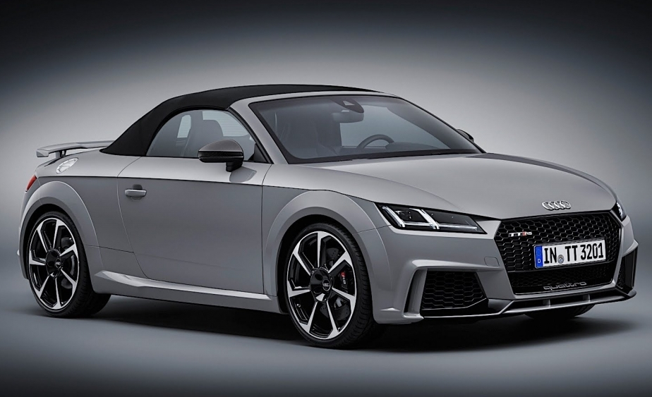 52 Best Review 2020 Audi Tt Roadster Exterior and Interior with 2020 Audi Tt Roadster