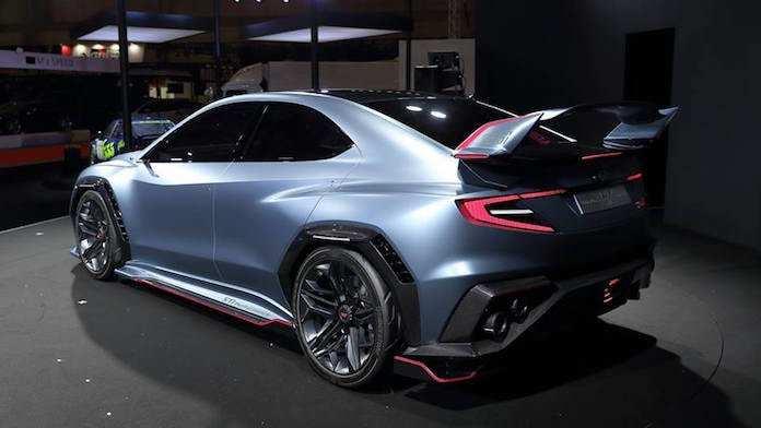 52 Best Review 2020 Subaru Wrx Sti Hatchback Redesign and Concept with 2020 Subaru Wrx Sti Hatchback