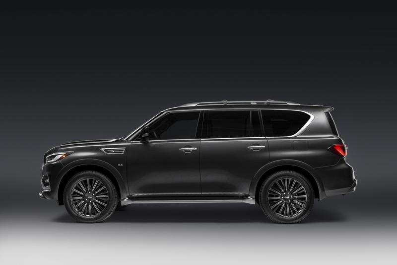 52 Best Review Infiniti Qx80 2019 Pictures with Infiniti Qx80 2019