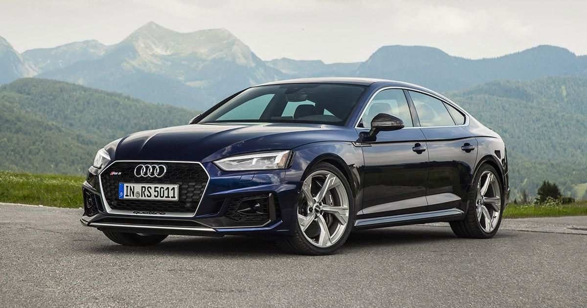 52 Best Review New 2019 Audi Rs5 Images for New 2019 Audi Rs5