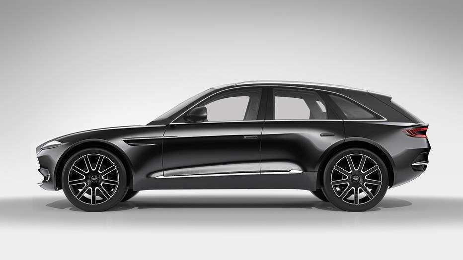 52 Concept of 2019 Aston Martin Suv Release by 2019 Aston Martin Suv