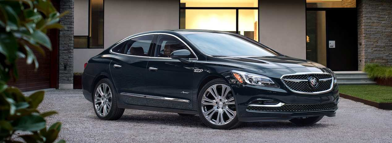 52 Concept of 2019 Buick Sedan Specs and Review with 2019 Buick Sedan