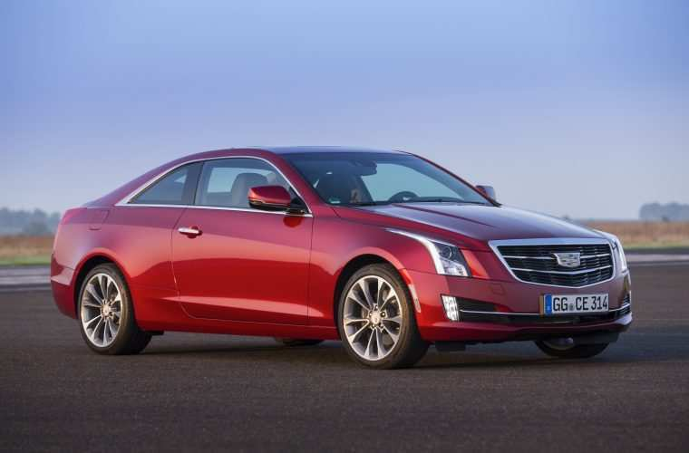 52 Concept of 2019 Cadillac Ats Coupe Images with 2019 Cadillac Ats Coupe