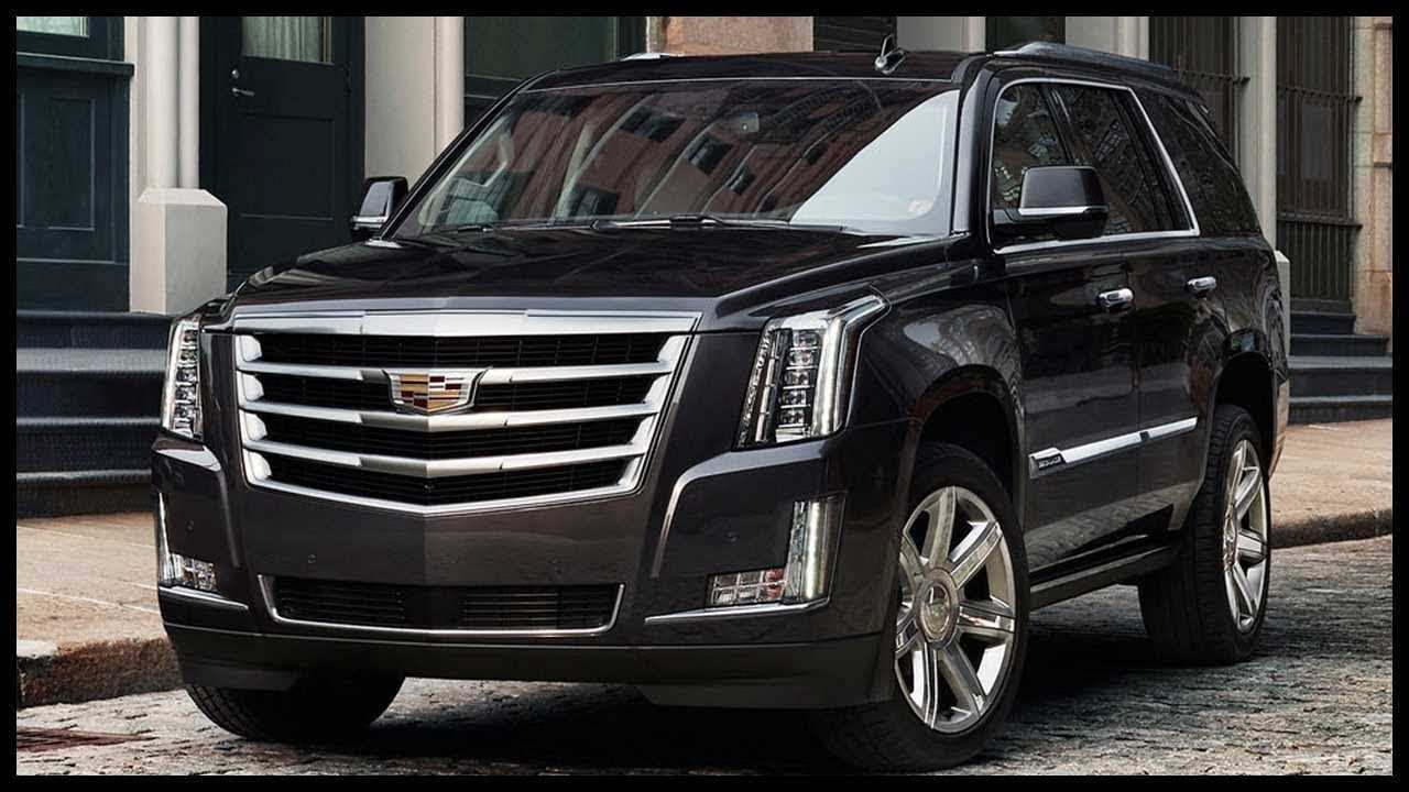 52 Concept of 2019 Cadillac Escalade Changes Spesification for 2019 Cadillac Escalade Changes