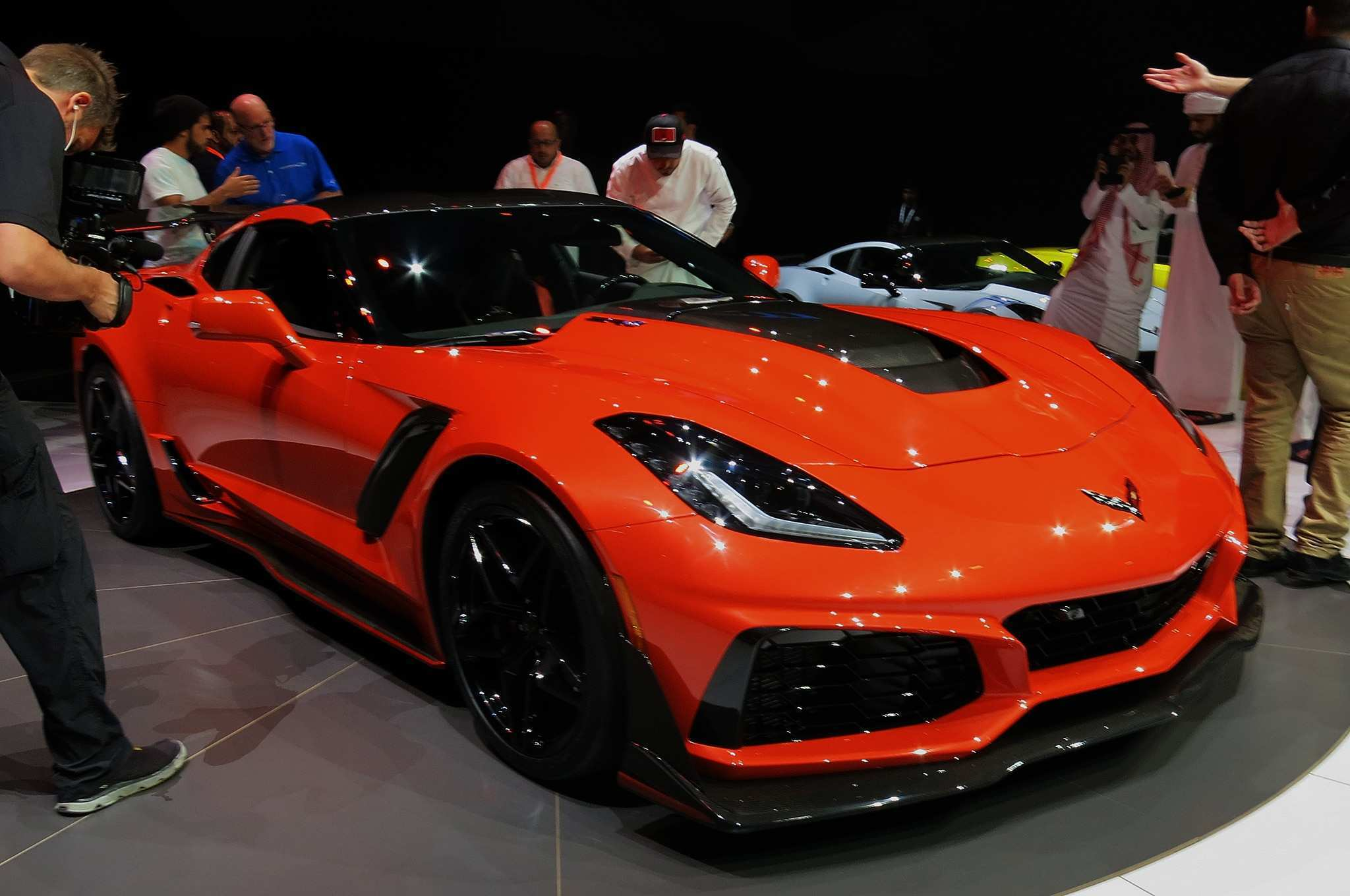 52 Concept of 2019 Chevrolet Corvette Zr1 Release with 2019 Chevrolet Corvette Zr1