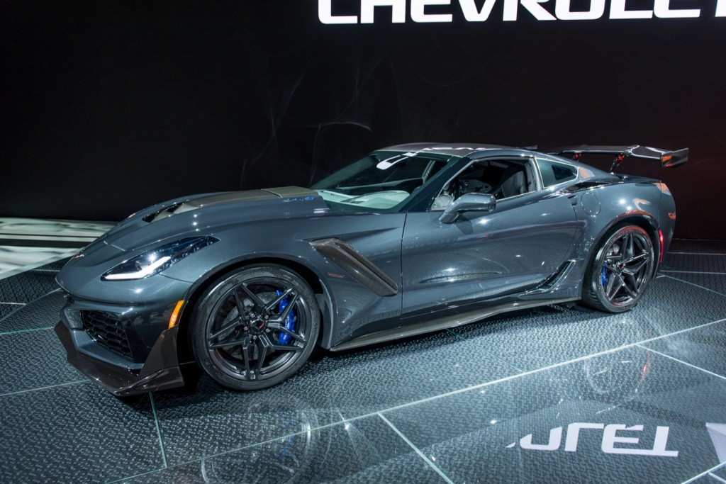 52 Concept of 2019 Chevrolet Corvette Zr1 Research New for 2019 Chevrolet Corvette Zr1