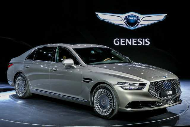 52 Concept of 2019 Genesis G90 Configurations for 2019 Genesis G90