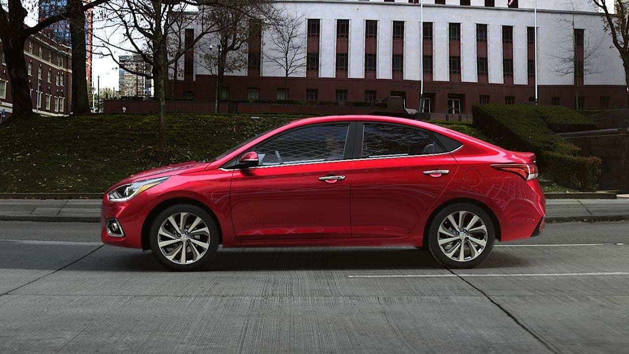 52 Concept of 2019 Hyundai Accent Hatchback Style by 2019 Hyundai Accent Hatchback