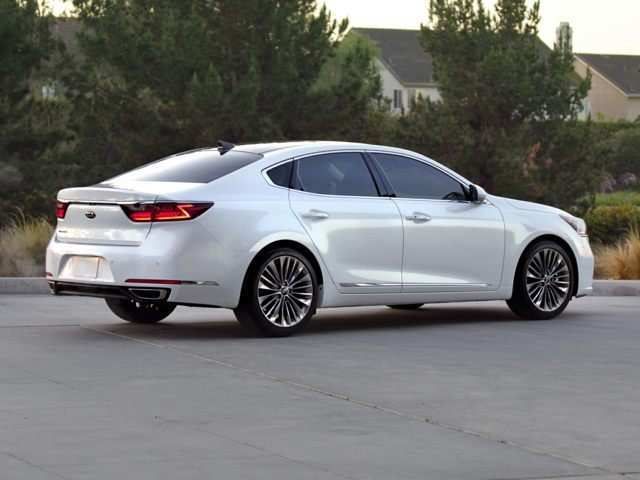 52 Concept of 2019 Kia Cadenza Ratings by 2019 Kia Cadenza