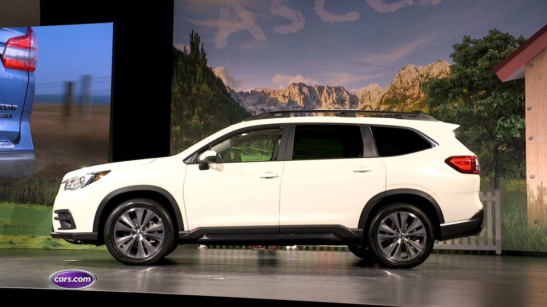 52 Concept of 2019 Subaru Ascent Dimensions Overview for 2019 Subaru Ascent Dimensions