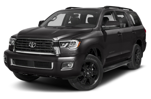 52 Concept of 2019 Toyota Sequoia Research New by 2019 Toyota Sequoia