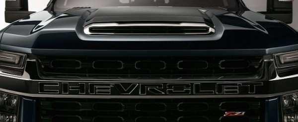 52 Concept of 2020 Chevrolet Silverado 3500 Release for 2020 Chevrolet Silverado 3500