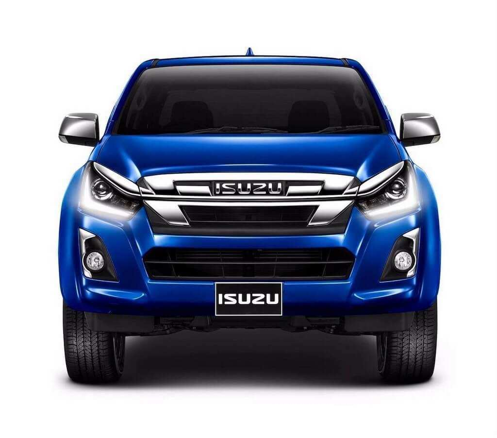 52 Concept of 2020 Isuzu Kb Concept by 2020 Isuzu Kb