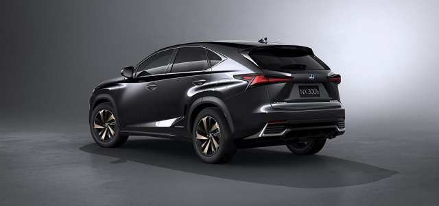 52 Concept of 2020 Lexus Nx200 Redesign and Concept by 2020 Lexus Nx200