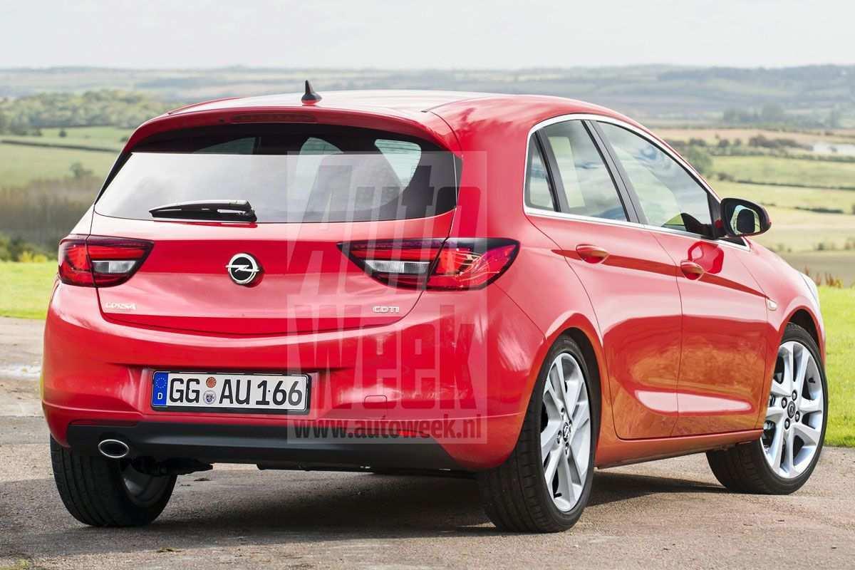 52 Concept of Opel Tigra 2019 Rumors with Opel Tigra 2019