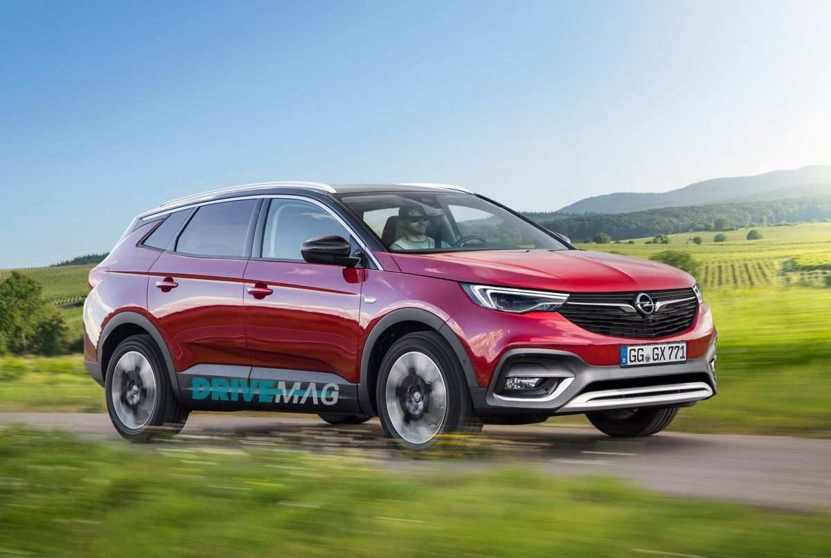 52 Concept of Suv Opel 2020 Configurations with Suv Opel 2020