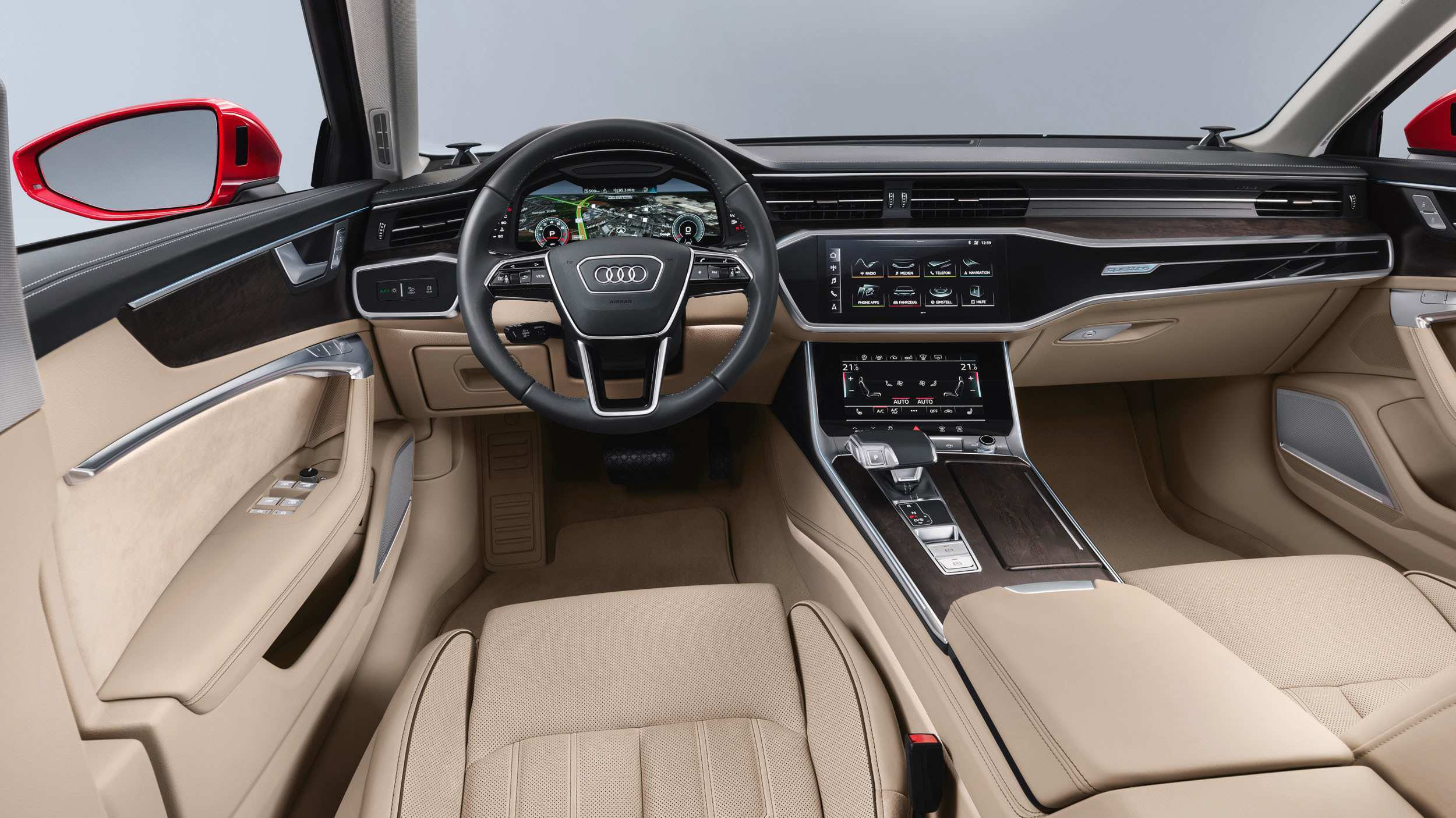 52 Gallery of 2019 Audi A6 Msrp Reviews for 2019 Audi A6 Msrp